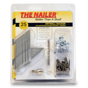 packaged nailer with screws